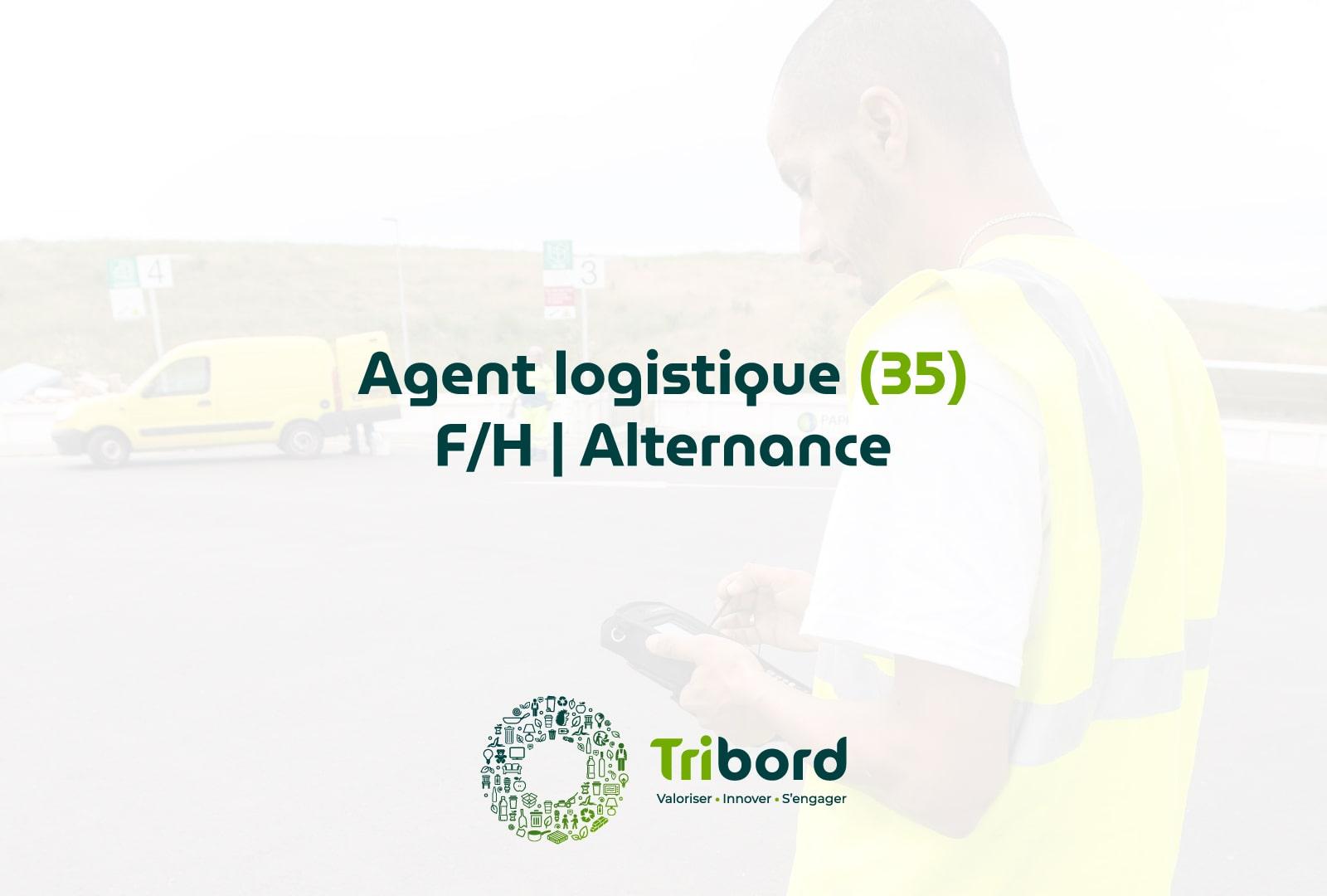 Offre Assistant logistique (35) En alternance